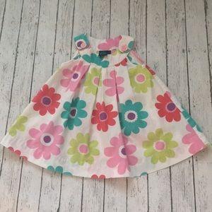 ❤️ Mini Boden Floral Dress